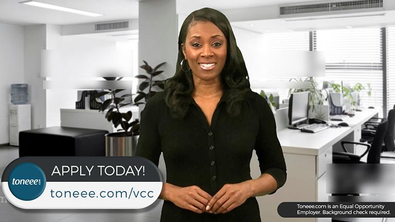 Video screen grab of VCC